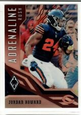 JORDAN HOWARD 2018 Panini Phoenix Adrenaline Rush RED #278/299 CHICAGO BEARS #20