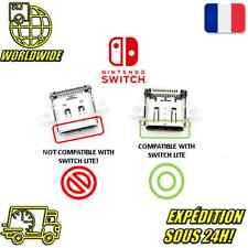 CUSTOM Nintendo Switch Lite USB C Type Charge Port Connector Connecteur Socket