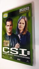 CSI Scena del crimine  Crime Scene Investigation DVD Serie TV Stagione 2 vol. 6