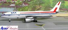 Aeroclassics ACZSSDE South African Airways A300B4 ZS-SDE 1/400 Diecast Jet Model