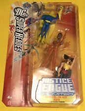 Vixen Dr. Fate Hawkgirl 5�Action figures Jlu 3-Pack Justice League Dc Mattel new