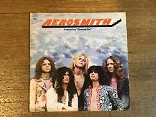 Aerosmith LP - Self Titled - Gold Stamp Promo - Columbia PC 32005