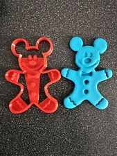 3D Printed MICKEY Gingerbread man Cookie Cutter