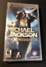 Michael Jackson  [ The Experience ] (PSP) NEW