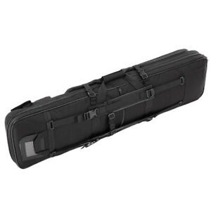 """38"""" Tactical Carbine Rifle Range Double Padded Backpack Molle Bag Carry Case"""