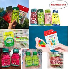 Watermelon,Plum& Green Apple cooling menthol fresh breath candy Play more kids