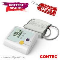 misuratore di pressione sanguigna da braccio digitale macchina NIBP Sfigmomanome