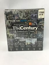 The Century-America's Time (Boxed Set) [VHS], New VHS Videos