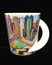 "Rosenthal Studio-Linie • City Cup Nr. 8 ""FRANKFURT"" GERMANY • Heinz Zimmermann"