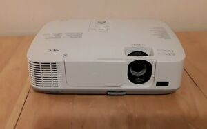 NEC-M271X - 3LCD Projector - Pristine Condition