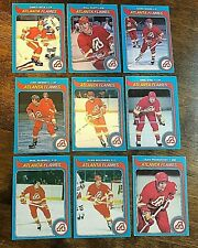 1979-80 O-PEE-CHEE  ATLANTA FLAMES 15  card team set---