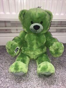 Build A Bear Hulk Plush Teddy Avengers