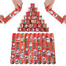 12/24/30Pcs Christmas Slap Band Christmas Gifts For Kids Party Favour Bag Filler