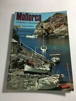 Vintage Mallorca Enchanted Island Balearic islands Spain Travel Guide Book
