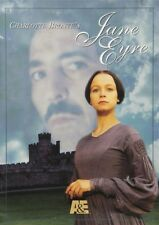 CHARLOTTE BRONTE'S JANE EYRE DVD New Sealed 1997