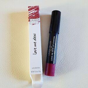 Laura Geller Love Me Dew Turkish Cafe Lip Crayon 2.9g Full Size New in Box