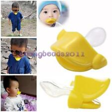 Funny Baby Infant Dummy Dummies Pacifier Children Kid Soother Maternity Joke LA