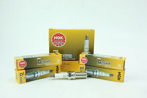 Set of 4 New NGK 5019 Spark Plug - G-Power Platinum Allow LTR5GP Free Shipping