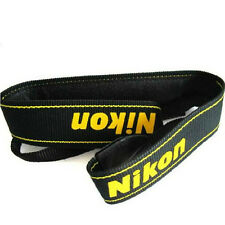 NEW Genuine Nikon Neck Shoulder Strap for Nikon D3400 D5300 D5600 D750 D7100