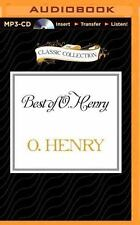 Best of O. Henry by O. Henry (2015, MP3 CD, Unabridged)