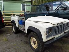 land rover defender 4C REG project   VERY EARLY RARE