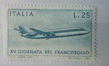 Italy 1973 aviation stamp day aircraft transport 1v MNH