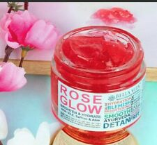 Rose Glow Face Gel For Pore Minimising, Oil Control & Skin Brightening Free Ship