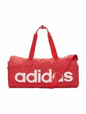 Adidas Small Linear Team Bag - Red