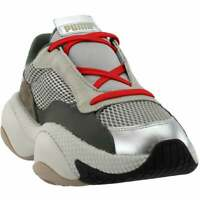 Puma Alteration Pn-2 Lace Up  Mens  Sneakers Shoes Casual   - Grey