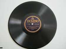 78 RPM-Domino 4292-Willie Creager-Broadway Melody/You Were Meant For Me Jazz