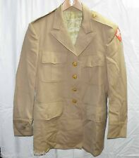 Vareuse / Veste originale officier US Army WWII (112 )