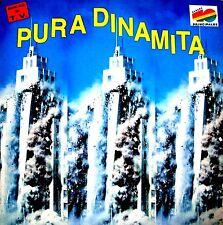 LPx2 - Pura Dinamita - Various (Area International Spain 1994) DANCE COMPIL. NM