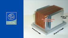 Intel Xeon 2U Heatsink for 2.0 .2. 2.4 2.6 2.8 Ghz 400-533 Fsb Socket 603 604