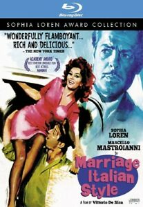 Marriage Italian Style [New Blu-ray] Subtitled, Widescreen