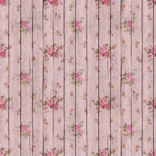 Flower painting Backdrop Decoration Prop Wallpaper Photography Background 8x8ft