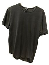 Standard James Perse Shirt Charcoal Size 2