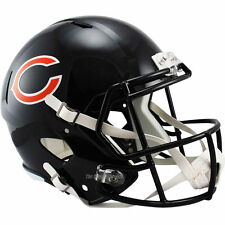 CHICAGO BEARS RIDDELL SPEED NFL FULL SIZE REPLICA FOOTBALL HELMET