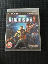 PS3 Deadrising Dead Rising 2 PlayStation 3
