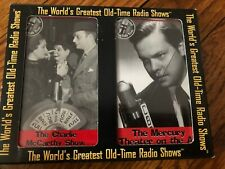 World's Greatest Old Time Radio Shows Charlie McCarthy Show Mercury Theatre
