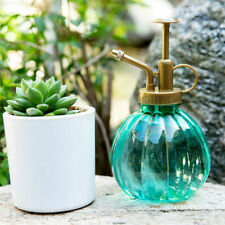 Mini Plant Mist Water Spray Bottle with Pump Small Watering Can UK SHIP