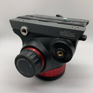 Manfrotto 502AH Pro Video Head w/ Flat Base