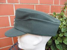 Forst-Skimütze, Jagdmütze, Arbeitsmütze, Deistermütze, grün, Größe 62
