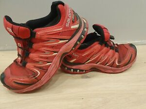 SALOMON XAPRO3D Trail Running Shoes Gore-Tex Women's Size Eu 38 2/3