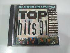 Top Hits 91 Rozalla The Klf Benny B Nomad LA Style CD