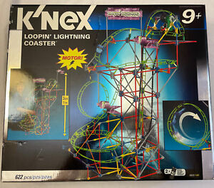 Brand New Knex Loopin Lightning Coaster Free Shipping