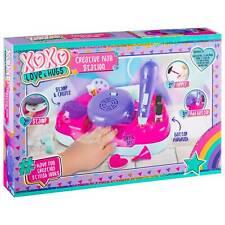 XOXO Ultimate Nail Glam Salon Kit Kids Toy Spa Party Polish Glitter Sticker New