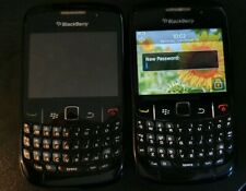 BlackBerry Curve 8520 - Black - O2 - X2  **Read Desc**