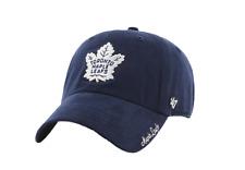 Toronto Maple Leafs NHL Hockey 47 Brand One Size Adjustable Cap Hat Ladies Women