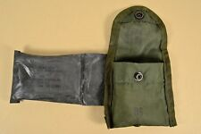 U S Military Field First Aid Packet in Carrying Pouch- Camouflaged- Unopened