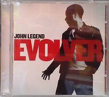 John Legend - Evolver (CD 2008) One Disc Edition + 2 Bonus Tracks